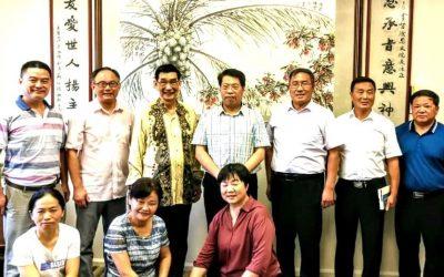 中國訪問團