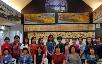 Women Group visited STS Shoresh Bible Centre