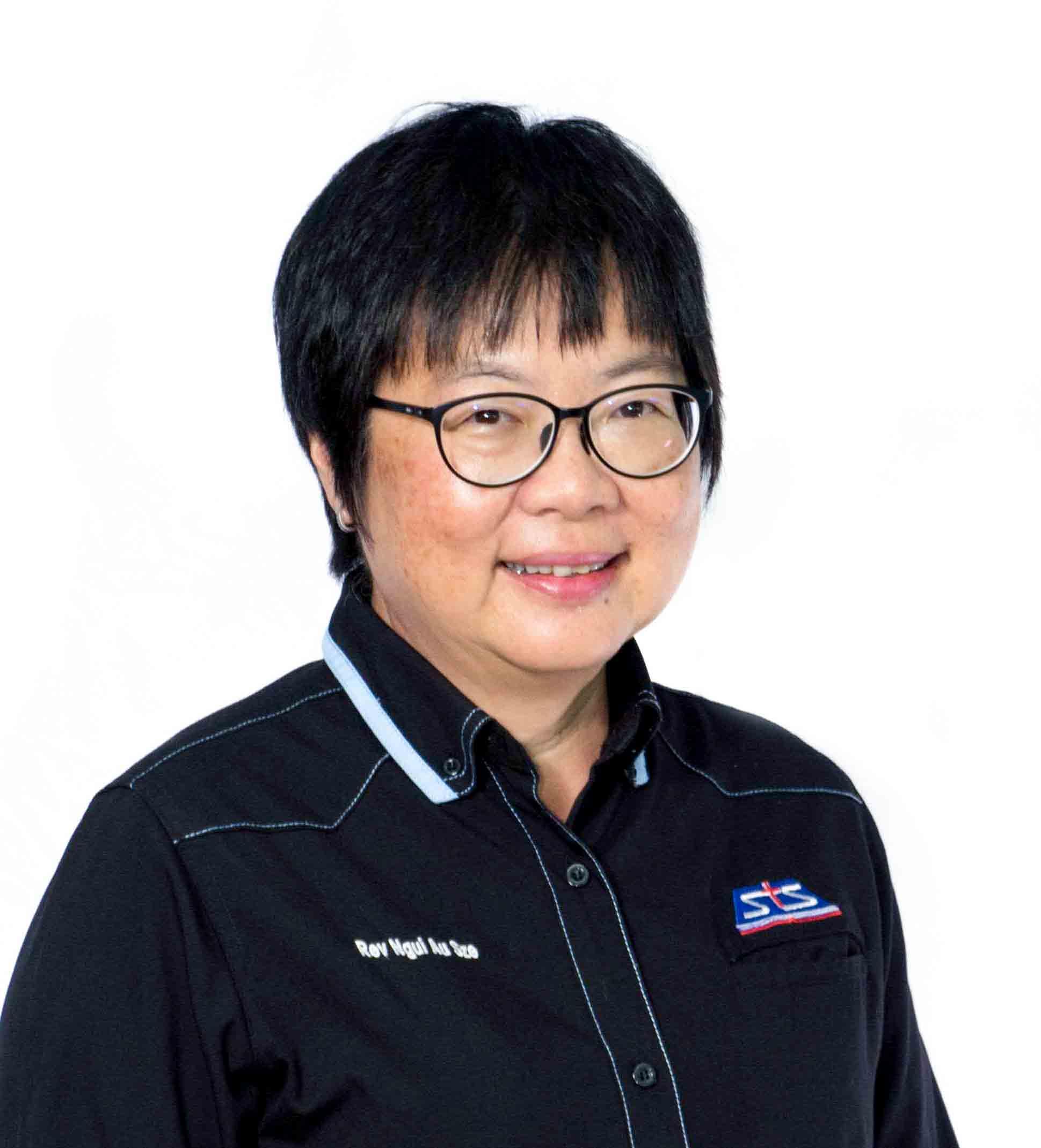 Rev. Ngui Au Sze