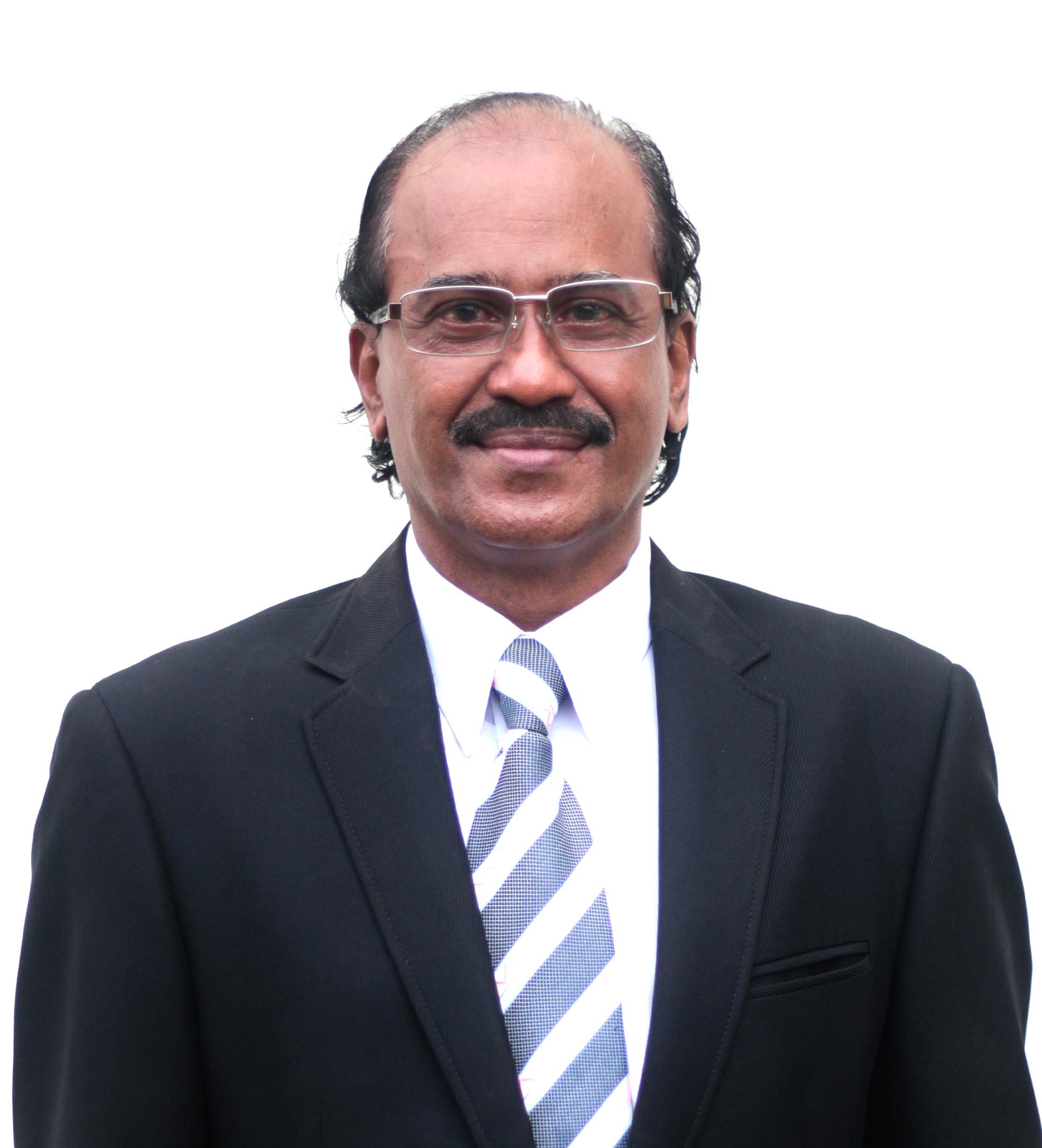 Rev. Dr. Wilfred John Sandaraj