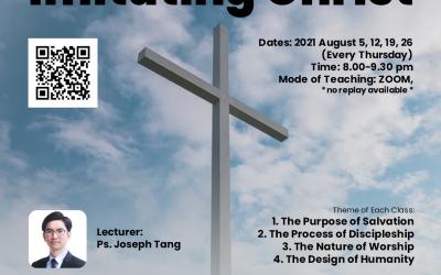 Imitating Christ – A Thematic Bible Study